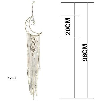 Creative Wall Decorations Handmade Dream Catcher, Retro Feathers Ornament