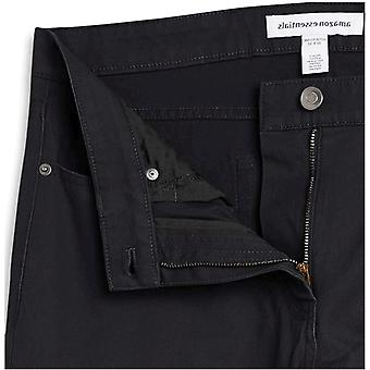 Essentials Men's Relaxed-fit 5-Pocket Stretch Twill Pant