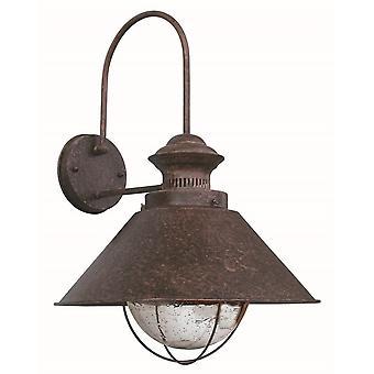 Náutica-p Rust Wall Lamp ø260