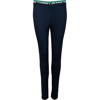 Tommy Jeans Logo Tejpade Linning Leggings