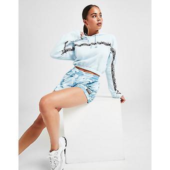 Νέα adidas Πρωτότυπα Γυναίκες's R.Y.V Camo Poly Σορτς Μπλε