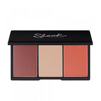Sleek Blush By 3 Palette #lace voor dames