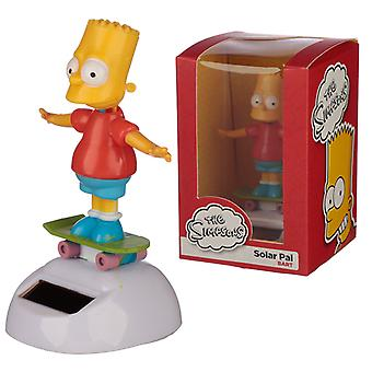 Licence Bart Simpson Solar Powered Pal X 1 Pack