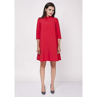 Røde nommo kjoler v74771