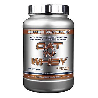Scitec Nutrition Oat'N'Whey Chocolate