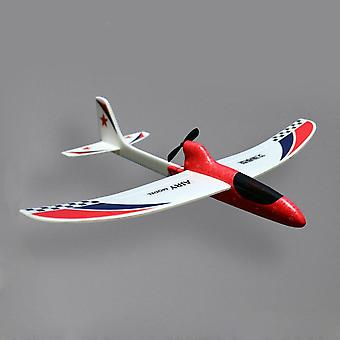 Flying Glider Foam, Mini Drone Capacitor Hand Throwing Electronic Plane-for