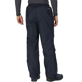 Regatta Herren Chandler Atmungsaktive wasserdichte Outdoor Walking Overtrousers - Navy