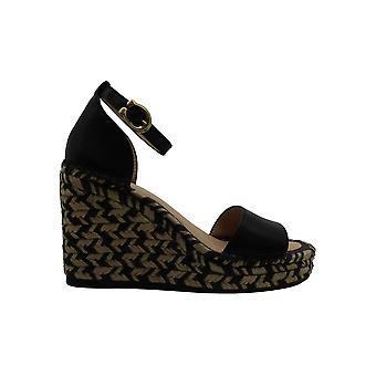 Coach Frauen's Schuhe Kit wdge ltr Open Toe Casual Platform Sandalen