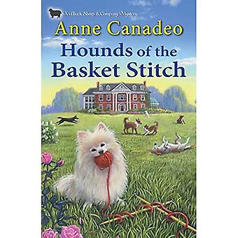 Hounds of the Basket Stitch - Black Sheep & Co. Mystery, A