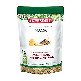Organic Maca 200 g of powder