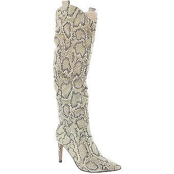 Xoxo Tilda naisten ' s boot 7 B (M) US Natural-Snake