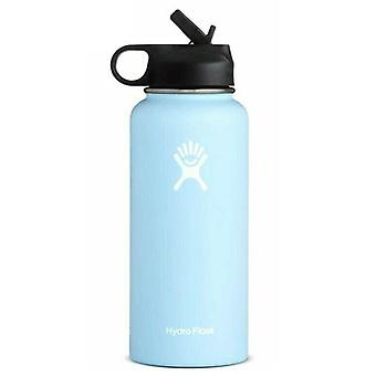 32oz Sports Water Bottle, 40oz Hydroflask Stainless Steel Insulated Water