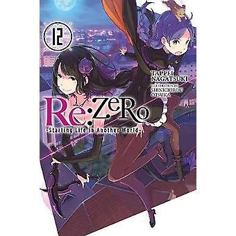 reZero Starting Life in Another World Vol 12 lichtroman