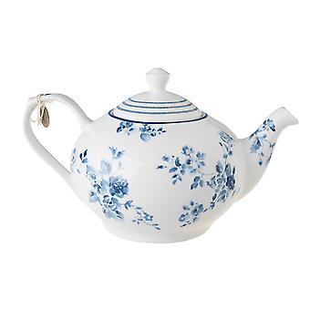 Laura Ashley Teapot, China Rose