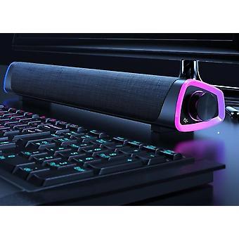 3d Surround Soundbar, Computer Wired Bluetooth Speaker