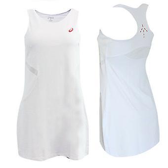 Asics MotionDry Športovec Biele dámske tenisové šaty šortky 125166 0001 RW29