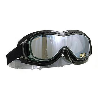 Halcyon Goggles MK5 Vison Over Glasses Smoke Lens