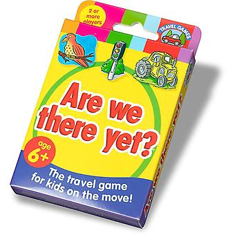 University Games Are We There Yet