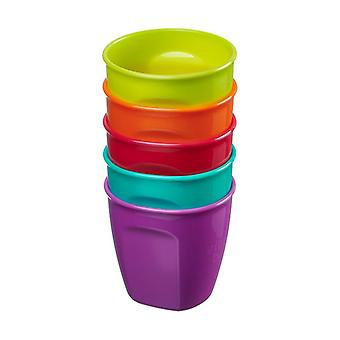 Vital baby nourish perfectly simple cups 5pk