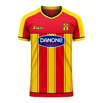 Esperance Sportive de Tunis 2020-2021 Home Concept Football Kit (Libero)