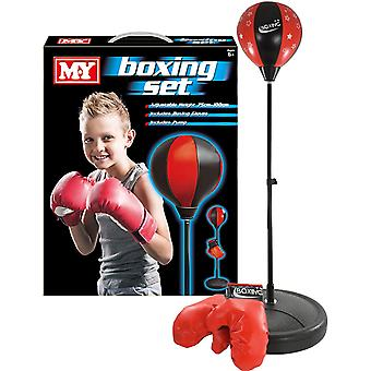 M.Y Kids Boxing Set with Gloves