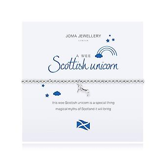 Joma Sieraden Een Wee Schotse Unicorn Armband 2552