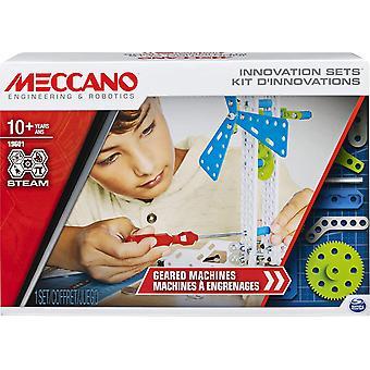 Meccano - Geared Machines Building Kit