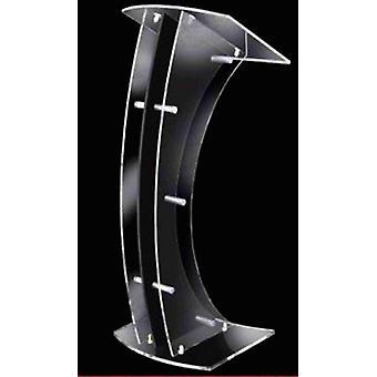 Plexiglass Prodium Acrylic Church Pulpit Plexiglass Church Desk