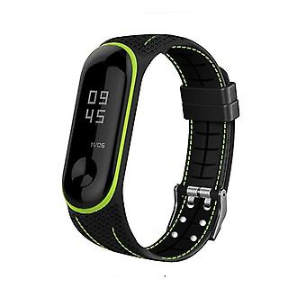 Športové popruh hodinky Silicon Mi Band