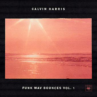 Calvin Harris - Funk Wav pomppii Vol. 1 [CD] USA tuonti