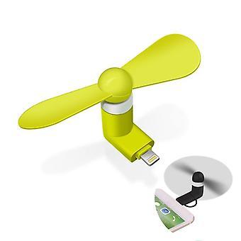 Creatieve Mini Draagbare Micro Usb Fan