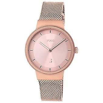 Tous watches rond watch for Women Analog Quartz with stainless steel bracelet 000351515