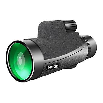 IPRee 12x50  Optical HD Lens Monocular BAK4 Waterproof Telescope Portable Day Night Vision Outdoor C