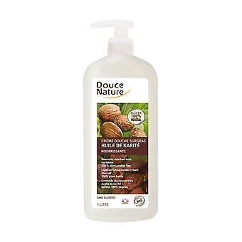 Organic surgras shower cream 1 L of cream