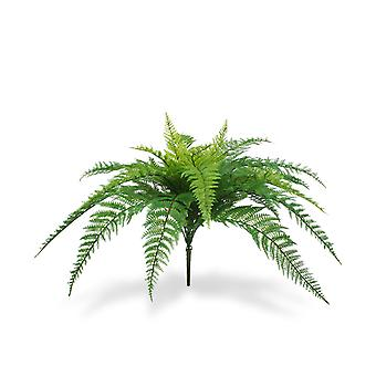 Artificial Fern Bouquet Deluxe 60 cm