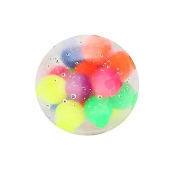 无毒彩色感官玩具,办公室减压球