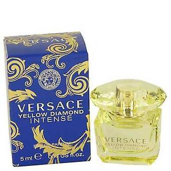 Versace Yellow Diamond Intense By Versace Mini Edp .17 Oz (women) V728-536110