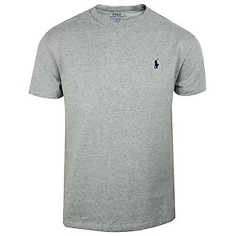 Ralph lauren men's grey classic fit t-shirt