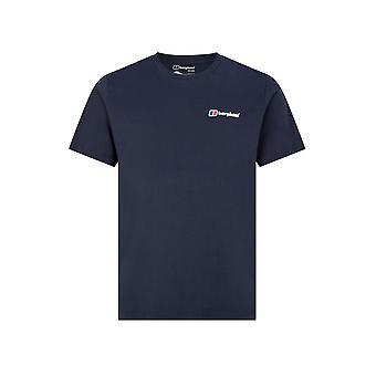 Berghaus Mens Front & Back Logo T-Shirt