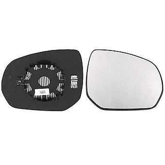 Høyre driver side vinge speil glass (oppvarmet), lett å passe med holder