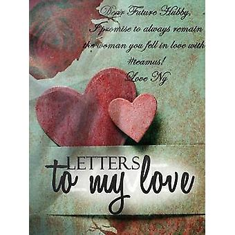 Letters to My Love by Nyema Robinson - 9781365065415 Book