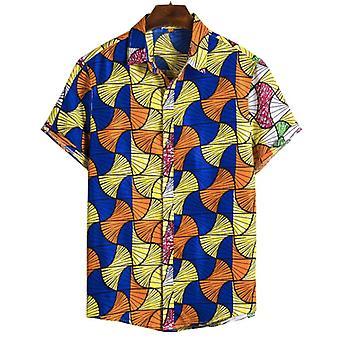 الرجال الاجتماعية هاواي نمط قميص