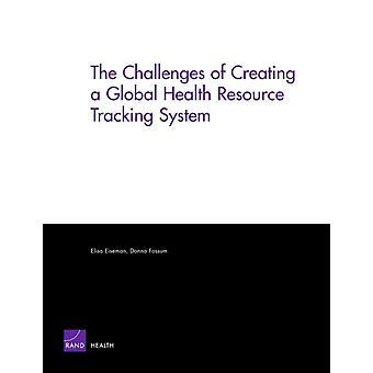 Utmaningarna med att skapa ett globalt system för spårning av hälsoresurser av Elisa EisemanDonna Fossum