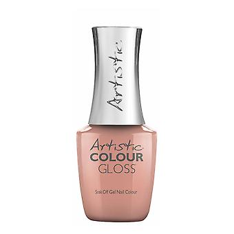 Artistic Colour Gloss Gel Polish - Beauty And The Buds