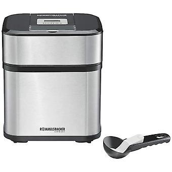 Wokex IM 12 Eismaschine 'Kurt' (4-in-1 fr Speiseeis, Frozen Yogurt, Sorbet & Slush, Fllmenge 500 ml