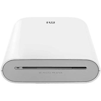 tragbarer Fotodrucker 300dpi Pocket Mini AR Bilddrucker mit DIY Share 500mAh Bilddrucker Zink