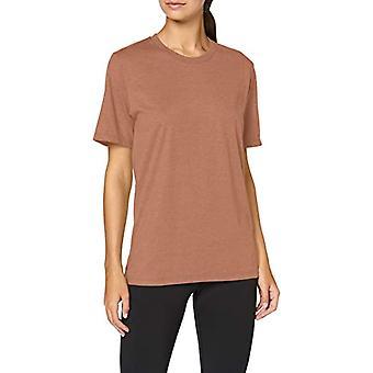 Trigema 537202 T-Shirt, Nougat-Melange, XXXL Kvinnor