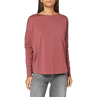 G-STAR RAW Gsraw Grafisk Lös T-Shirt, Ljusbrun B771-B752, Medium Kvinna