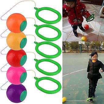 Kip Ball ulkona, hauska lelu klassinen skipping, liikunnan koordinointi ja
