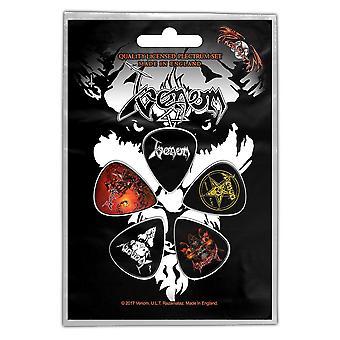 Venom - Black Metal Plectrum Pack